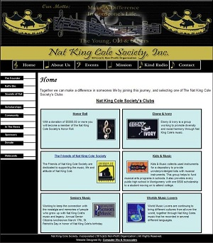 Nat King Cole Society, Inc.